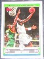 2006-07 Topps Basketball Ricky Davis #85 Timberwolves