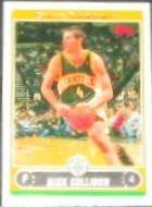 2006-07 Topps Basketball Nick Collison #186 Supersonics