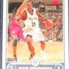 2006-07 Topps Basketball Nazr Mohammed #180 Pistons