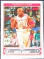 2006-07 Topps Basketball David Wesley #184 Rockets