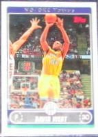 2006-07 Topps Basketball David West #178 Hornets
