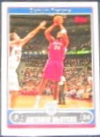 2006-07 Topps Basketball Antonio McDyess #139 Pistons
