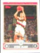 2006-07 Topps Basketball Steve Blake #87 Trail Blazers