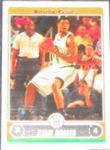 2006-07 Topps Basketball Ryan Gomes #64 Celtics
