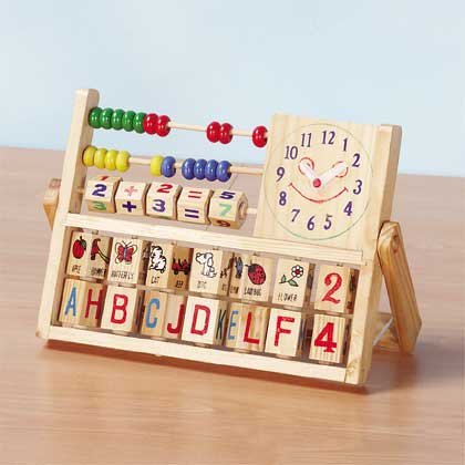 Smart Kids Clock Toy