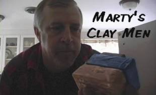 Marty's Clay Men (DVD)