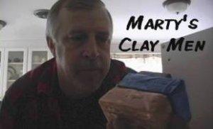 Marty's Clay Men (DVD)