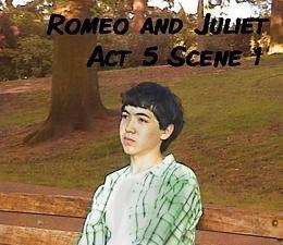 R&J Act 5 Scene 1 (DVD)