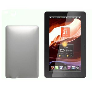10.1 Inch Capacitive 1GB RAM WIFI Android 4.0 Tablet With A10 1.3GHz Multi-core CPU