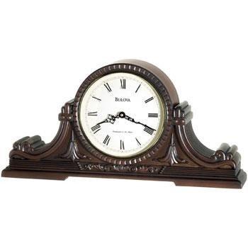 Bulova Guildhall Mantel Clock B1983
