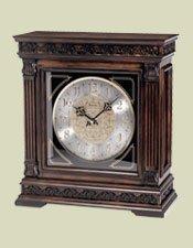 Bulova B1927 Chambord Mantel Clock with Chimes