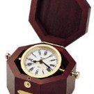 Bulova B7910 Quartermaster Maritime Clock B7910