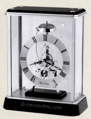 Bulova B2023 Vantage Tabletop Clock