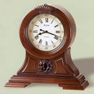 Bulova Marlborough Walnut Mantel Clock B1998