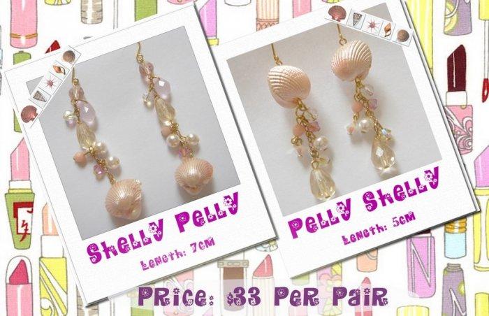 SHELLY PELLY & PELLY SHELLY