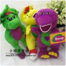 Fisher-price will sing the Barney Barney the purple dinosaur plush toy doll cartoon