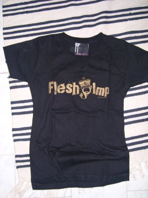 Black&gold FLMP Tee