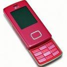 "LG KG800 - ""Pink Chocolate"" MP3 Mobile Cellular Phone (Unlocked)"