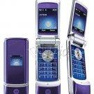 "Motorola KRZR K1 ""Purple"" Mobile Cellular Phone (Unlocked)"