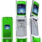 """Motorola KRZR K1 """"Green"""" Mobile Cellular Phone (Unlocked)"""