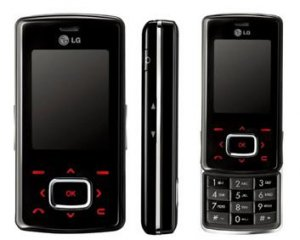 "LG KG800 - ""Chocolate"" MP3 Mobile Cellular Phone (Unlocked)"