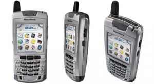 Blackberry 7100i Nextel PDA / Mobile Phone