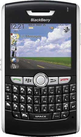 Blackberyy 8800 PDA / Mobile Cellular Phone (Unlocked)