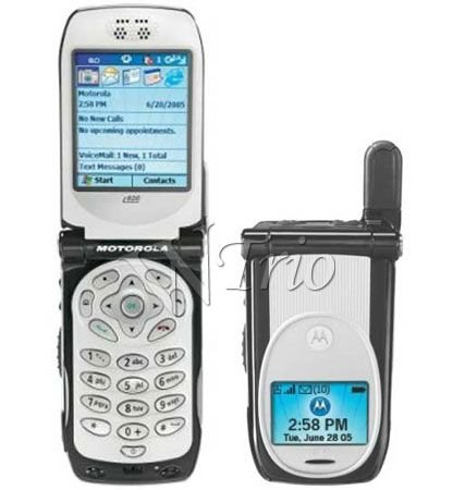 Nextel Motorola i920 'Windows' Mobile Cellular Phone