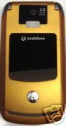 "Motorola Razr V3x SPECIAL EDITION ""Gold"" Mobile Cellular Phone (Unlocked)"
