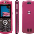 "Motorola SLVR L7 ""Pink"" Mobile Cellular Phone (Unlocked)"