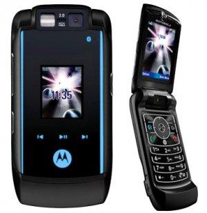 Motorola RAZR Maxx V6 Mobile Cellular Phone (Unlocked)