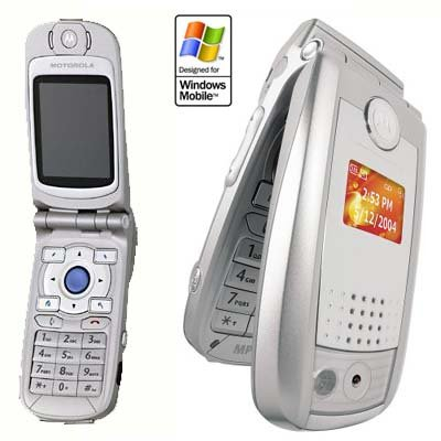 Motorola MPX-220 PDA Mobile Cellular Phone (Unlocked)