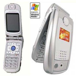 Motorola MPX-220 PDA Mobile Cellular Phone (Unlocked)