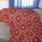 Granny Square Blanket