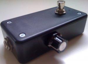 Audio Ecstasy Variable Killswitch w/ Metal Switch