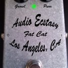 Audio Ecstasy Fat Cat Overdrive Stompbox