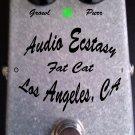 Audio Ecstasy Fat Cat Overdrive Stompbox