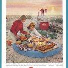 1959 COCA-COLA Vintage Print Ad
