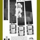 1960 INT'L. HARVESTER TRUCKS Vintage Print Ad