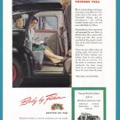 1946 OLDSMOBILE&#39;78 Vintage Auto Print Ad