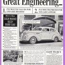 1939 PLYMOUTH Auto Vintage Print Ad