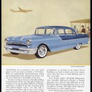 1955 PONTIAC Auto Vintage Print Ad