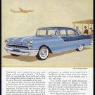 1955 PONTIAC Auto Vintage Print Ad