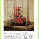 1960 Colorado Florists Vintage Print Ad