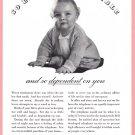 1935 BELL Telephone Vintage Print Ad