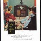 1948 DuMont TV Vintage Print Ad
