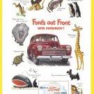 1946 FORD Auto Vintage Print Ad