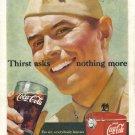1951 COCA-COLA Vintage Print Ad