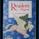1956 READER'S DIGEST December Issue Magazine