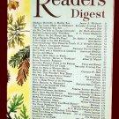 1956 READER'S DIGEST October Issue Magazine
